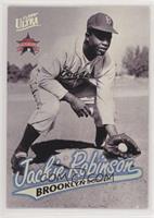 Jackie Robinson (Fleer Ultra)