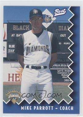 1997 Best Lethbridge Black Diamonds - [Base] #2 - Mike Parrott