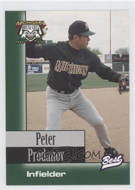 1997 Best Michigan Battle Cats - [Base] #22 - Peter Prodanov
