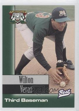 1997 Best Michigan Battle Cats - [Base] #29 - Wilton Veras