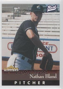 1997 Best San Antonio Missions - [Base] #1 - Nate Bland