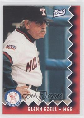 1997 Best Toledo Mud Hens - [Base] #2 - Glenn Ezell