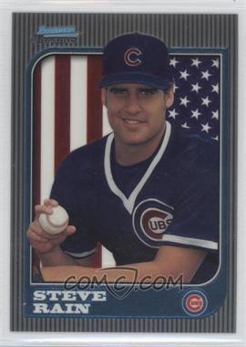 1997 Bowman Chrome - [Base] - International #177 - Steve Rain