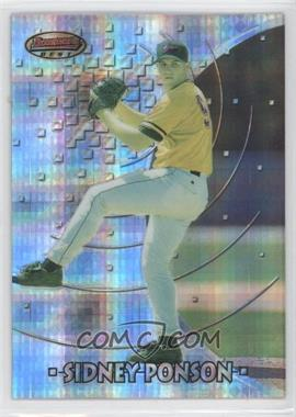 1997 Bowman's Best - [Base] - Atomic Refractor #130 - Sidney Ponson