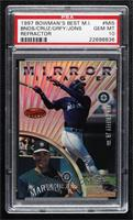 Andruw Jones, Ken Griffey Jr., Jose Cruz Jr., Barry Bonds [PSA 10 GEM…