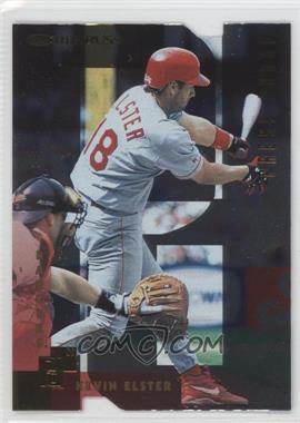 1997 Donruss - [Base] - Gold Press Proof #150 - Kevin Elster /500