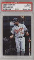 Eddie Murray [PSA 10 GEM MT] #/2,000