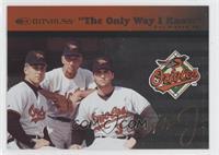 Cal Ripken Jr., Cal Ripken Sr., Billy Ripken /5000