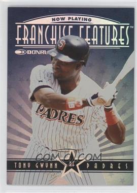 1997 Donruss - Franchise Features #15 - Tony Gwynn, Bobby Abreu /3000