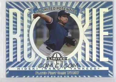 1997 Donruss Limited - [Base] - Limited Exposure #121 - Hideki Irabu, Greg Maddux