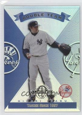 1997 Donruss Limited - [Base] - Limited Exposure #135 - Hideki Irabu, Andy Pettitte