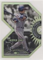 Chipper Jones /3000