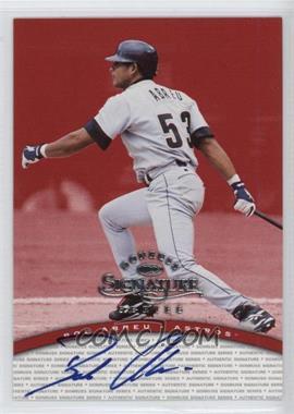 1997 Donruss Signature Series - Authentic Signature #BOAB - Bobby Abreu