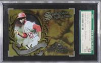 Lou Brock [SGC 92 NM/MT+ 8.5] #/2,000