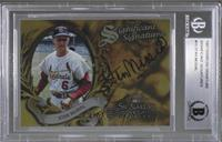 Stan Musial /2000 [BGS AUTHENTIC]