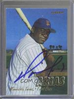 David Arias (David Ortiz) [JSA Certified COA Sticker]