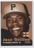 Jose Guillen #/500