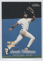 Bernie Williams #/500