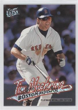 1997 Fleer Ultra - [Base] - Platinum Medallion Edition #P16 - Tim Naehring