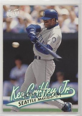 8ec42307f1 1997 Fleer Ultra - [Base] #121 - Ken Griffey Jr.