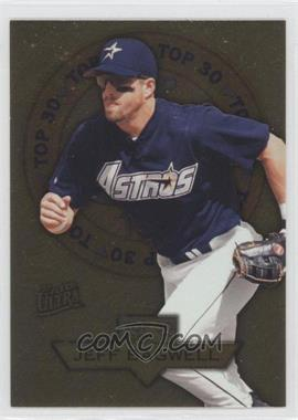 1997 Fleer Ultra - Top 30 - Gold #13 - Jeff Bagwell