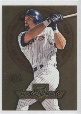 1997 Fleer Ultra - Top 30 - Gold #24 - Ken Caminiti