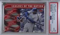 Ken Griffey Jr., Larry Walker /2500 [PSA 9 MINT]