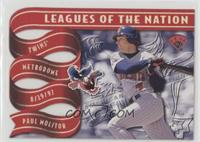 Paul Molitor, Barry Larkin /2500