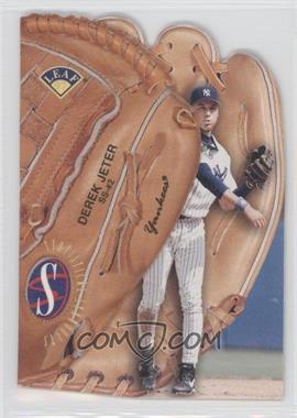 1997 Leaf - Statistical Standouts #12 - Derek Jeter /1000