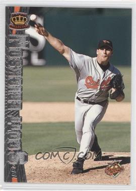 1997 Pacific Crown Collection - [Base] - Silver #22 - Scott Erickson