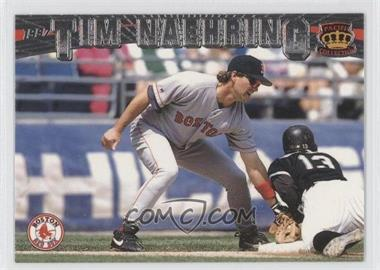 1997 Pacific Crown Collection - [Base] - Silver #43 - Tim Naehring