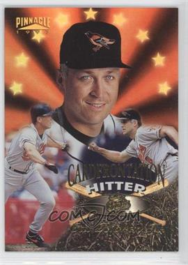 1997 Pinnacle - Cardfrontation #3 - Cal Ripken Jr., Randy Johnson