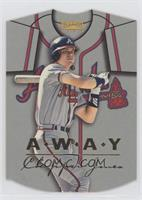Away - Chipper Jones
