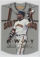 Away - Barry Bonds