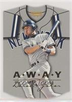 Away - Derek Jeter