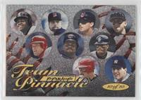 Jeff Bagwell, Eric Young, Ken Caminiti, Chipper Jones, Mike Piazza, Barry Bonds…