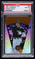 Jose Canseco [PSA10GEMMT]