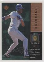 Ken Griffey Jr. [Noted] #/2,000