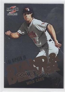 1997 Score - Stand & Deliver #23 - Cal Ripken Jr.