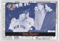 Mickey Mantle, Mutt Mantle