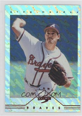 1997 Score Team Collection - Atlanta Braves - Premier Club #12 - Greg Maddux