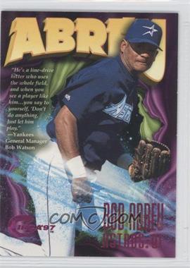 1997 Skybox Circa - [Base] - Rave #246 - Bobby Abreu /150
