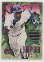 Sammy Sosa [EX to NM] #/150