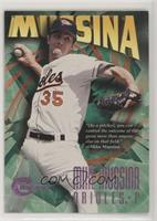 Mike Mussina #/150