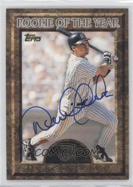 1997 Topps - [Base] #DEJE - Derek Jeter