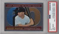 Mickey Mantle (1960 Topps) [PSA 10]
