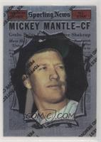 Mickey Mantle (1961 Topps All-Star)