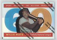 Willie Mays (1960 Topps All-Star)
