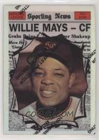 Willie Mays (1961 Topps All-Star)
