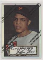 Willie Mays (1952 Topps) [EX to NM]